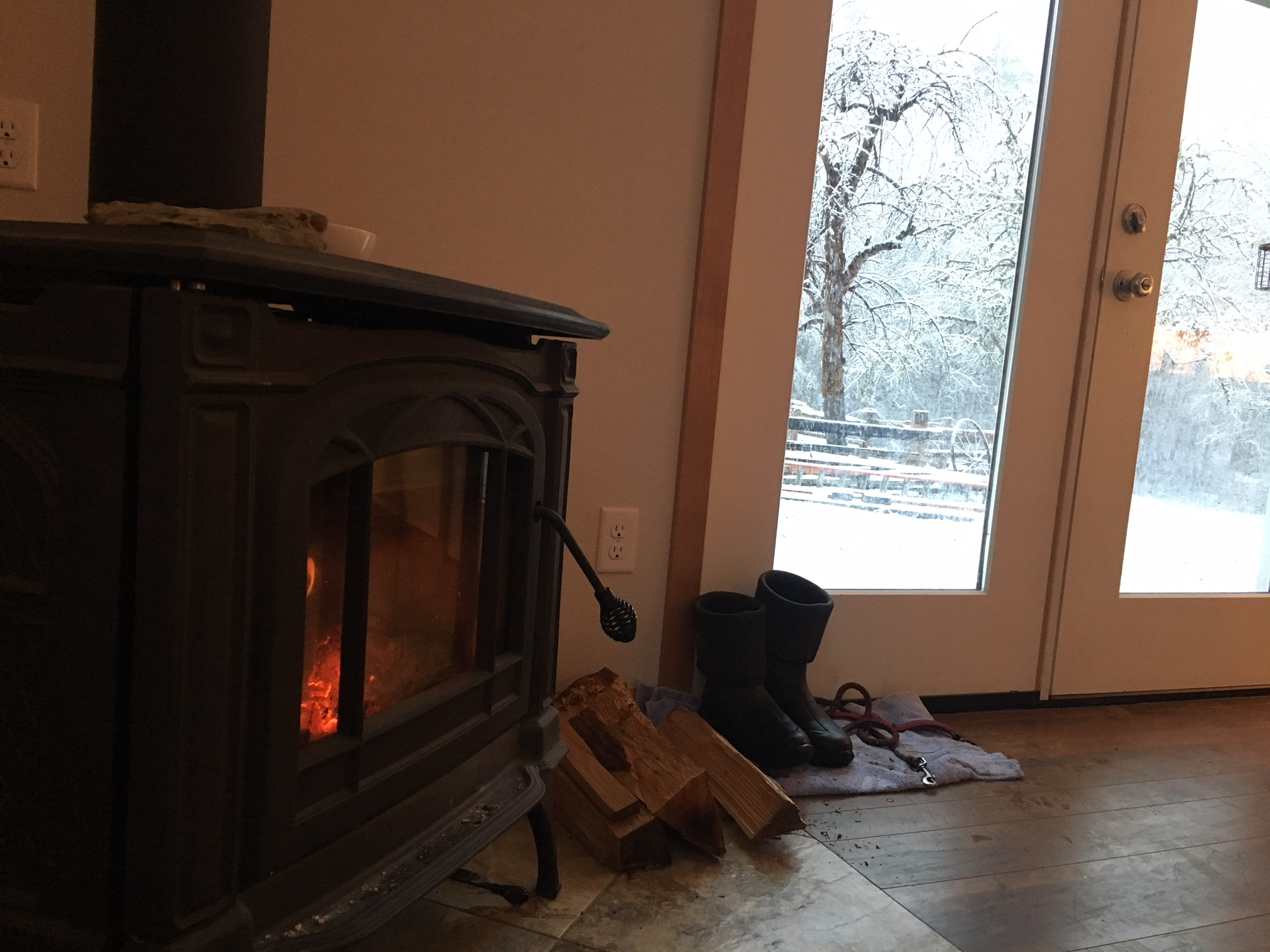 wood stove heaven